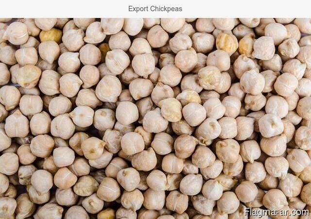 Export Chickpeas
