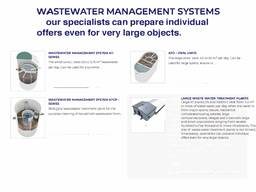 Patented wastewater treatment technology