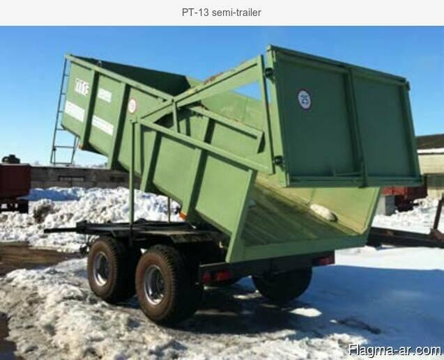 PT-13 semi-trailer